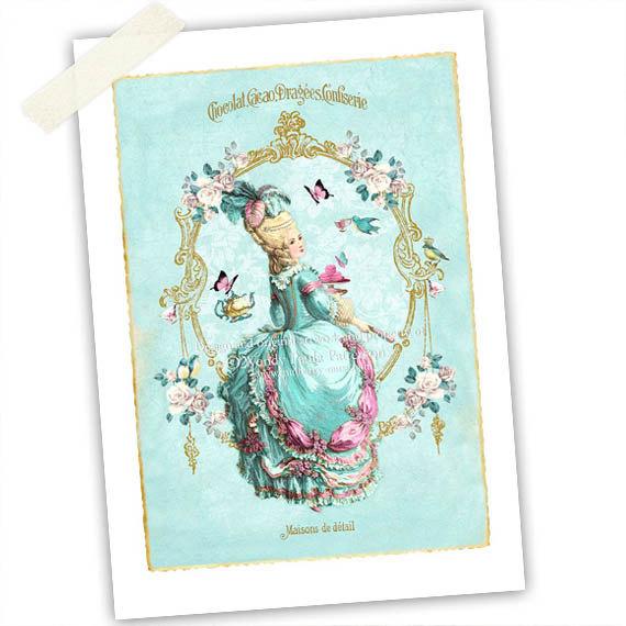 Marie-Antoinette, Vintage ! Il_57022