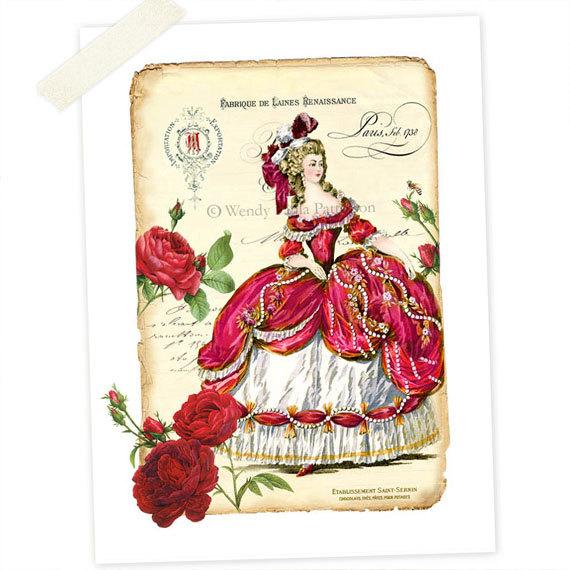 Marie-Antoinette, Vintage ! Il_57025
