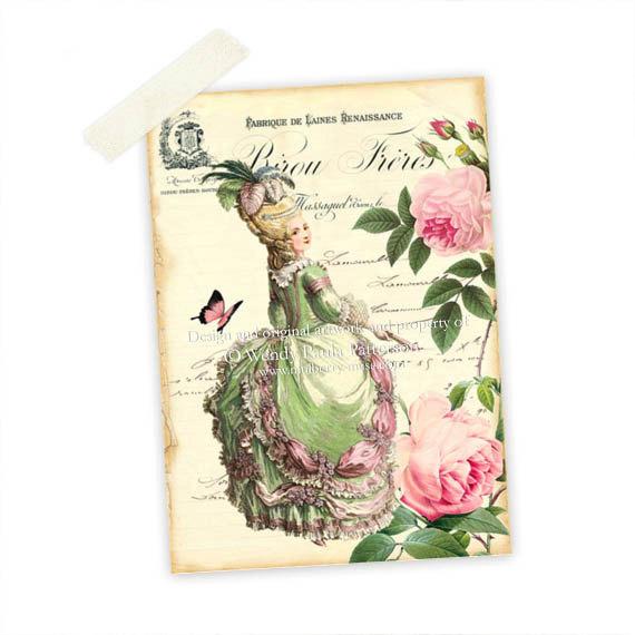 Marie-Antoinette, Vintage ! Il_57031