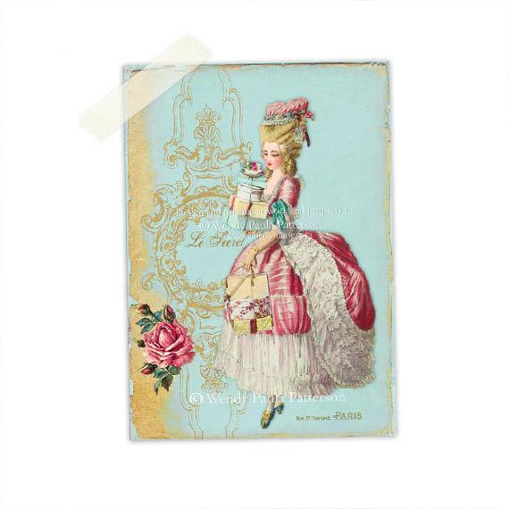 Marie-Antoinette, Vintage ! Il_57033