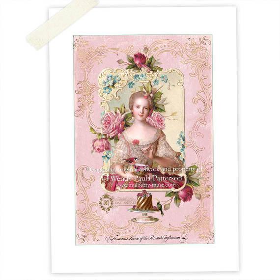Marie-Antoinette, Vintage ! Il_57034