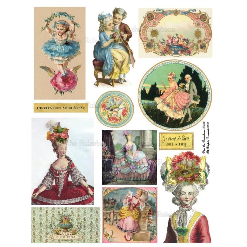 Marie-Antoinette, Vintage ! Il_ful13