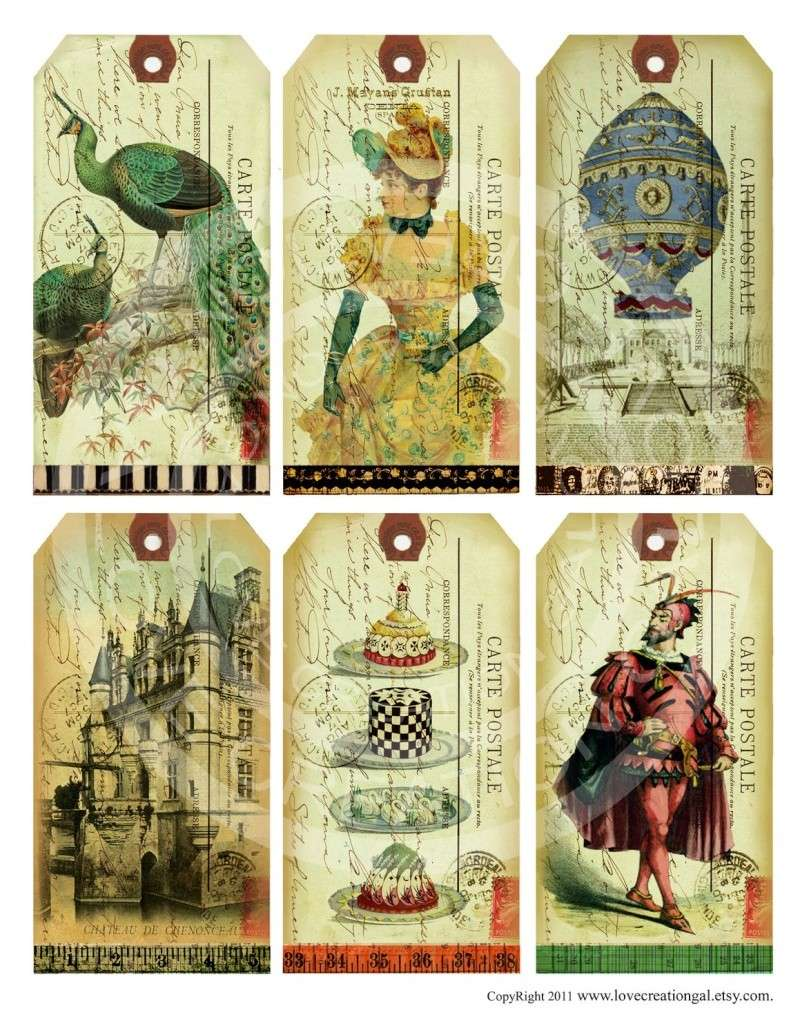 Marie-Antoinette, Vintage ! Il_ful14