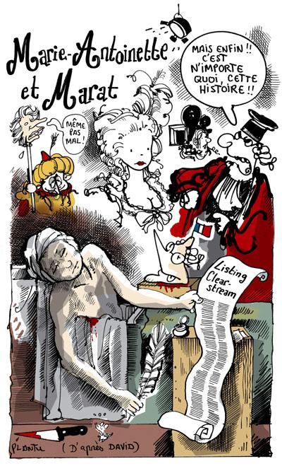 politique - Marie-Antoinette dans la politique actuelle - Page 29 Marat-10