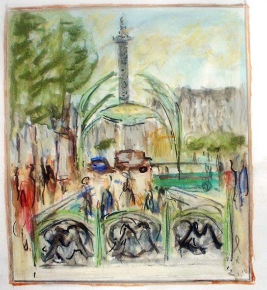 La Bastille et ses environs - Page 4 Metro_10