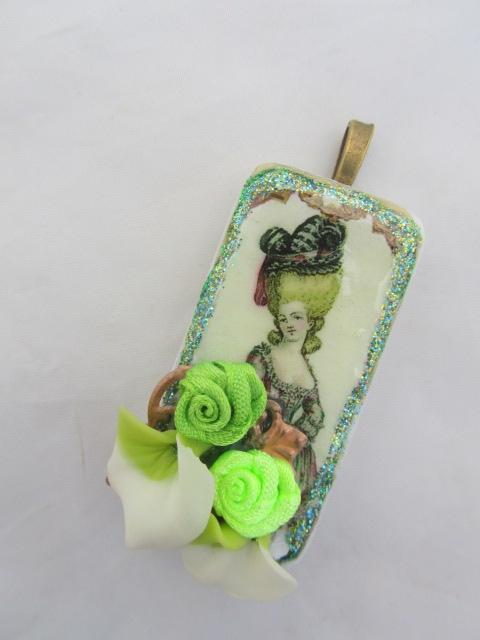 Marie-Antoinette, Vintage ! Penden10