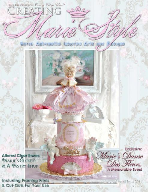 Marie-Antoinette, Vintage ! Pg1__c10