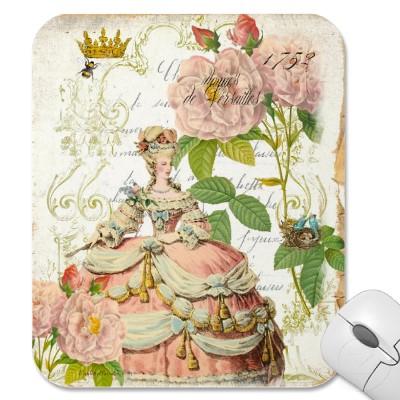 Marie-Antoinette, Vintage ! Roses_12