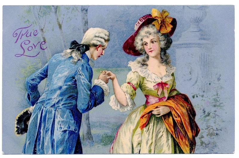 Marie-Antoinette, Vintage ! Valent10