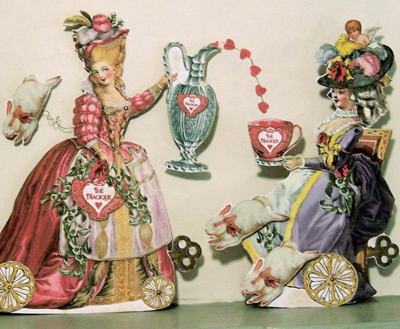 Marie-Antoinette, Vintage ! Vintag11