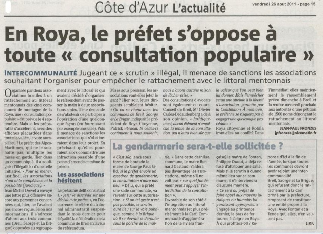 Jean-Michel Drevet, petit dictateur des Alpes-Maritimes... 2011-010