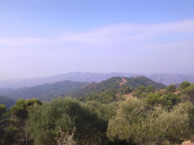 Salida por los montes (Lince) 02102014