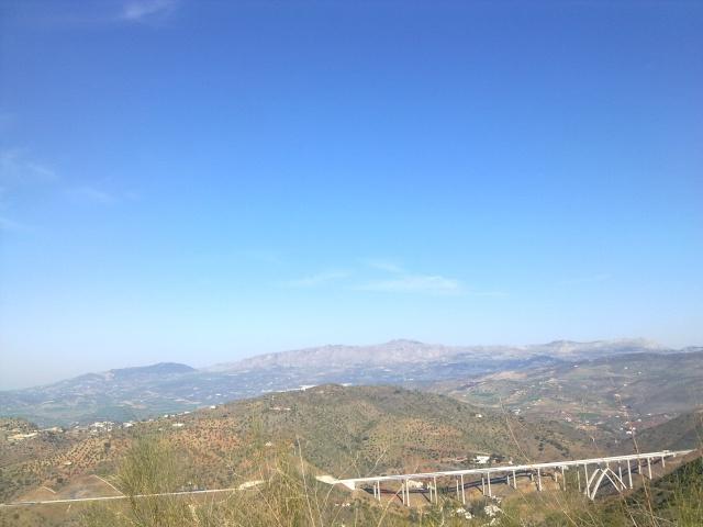 Malaga,Casabermeja,Colmenar,El leon,Malaga 11032010