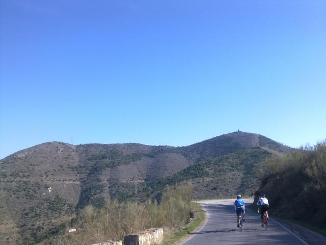 Malaga,Casabermeja,Colmenar,El leon,Malaga 11032011