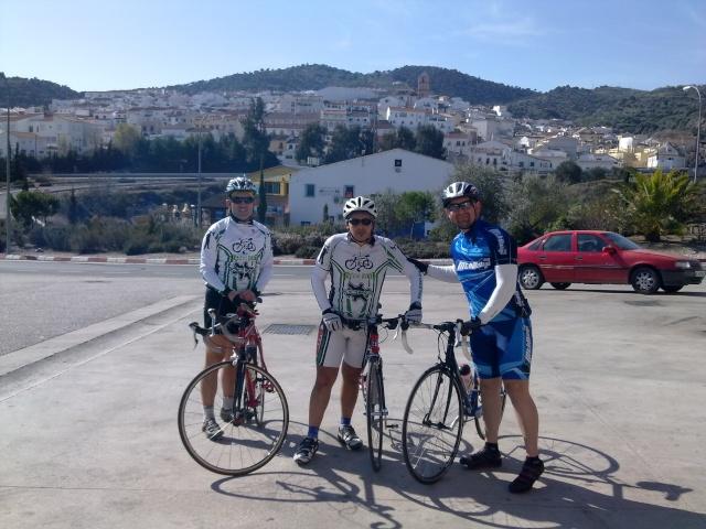 Malaga,Casabermeja,Colmenar,El leon,Malaga 11032012