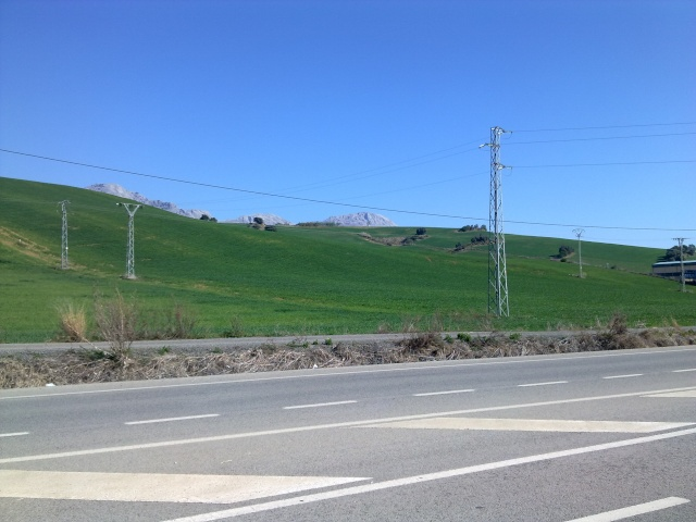Malaga,Casabermeja,Colmenar,El leon,Malaga 11032013