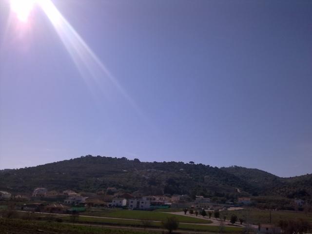 Malaga,Casabermeja,Colmenar,El leon,Malaga 11032015