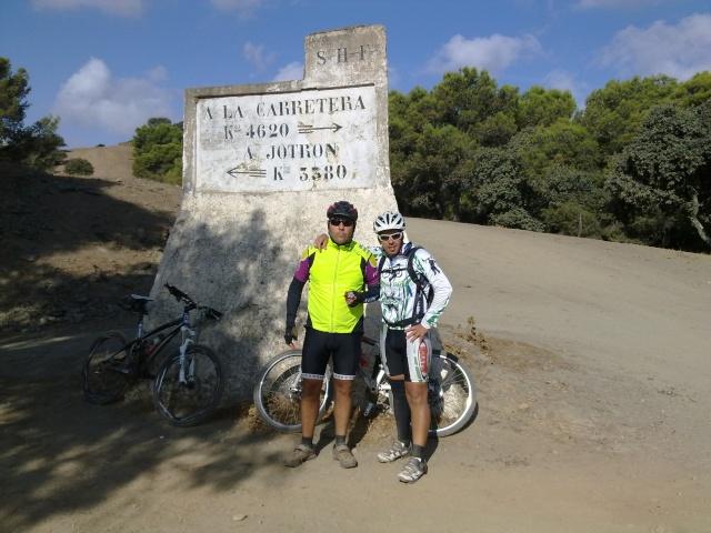 Paseo por los montes y regreso por jotron,verdiales,castañon 16102013