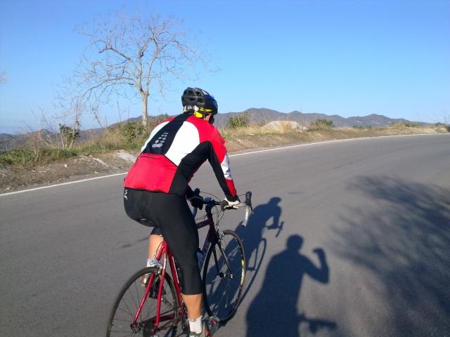 Malaga Colmenar por los montes de Malaga 29012010