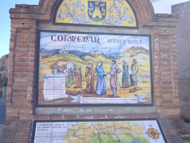 Malaga Colmenar por los montes de Malaga 29012017