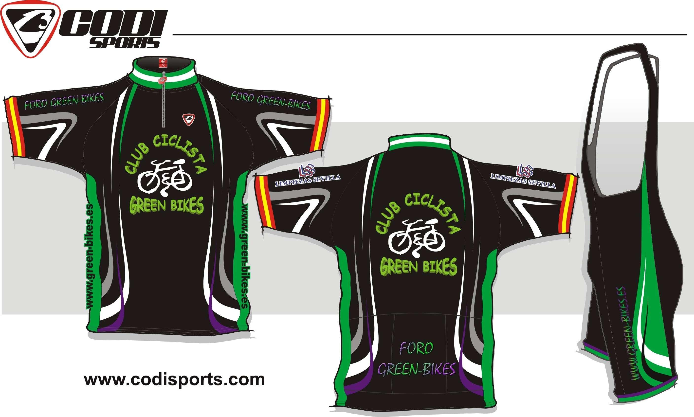 Nueva Equipacion C.C. Greenbikes Previs11