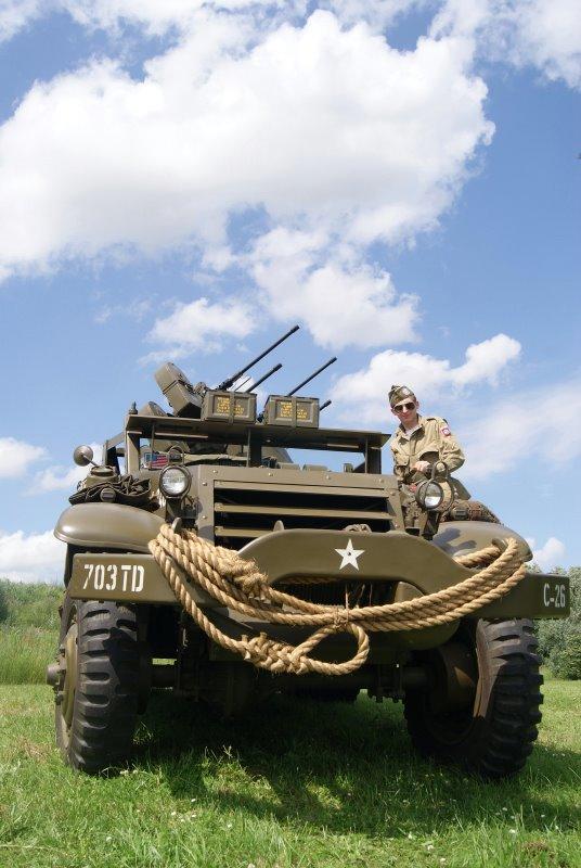 Camp de Tubize - 29 juin au 01 juillet 2012. 25520110