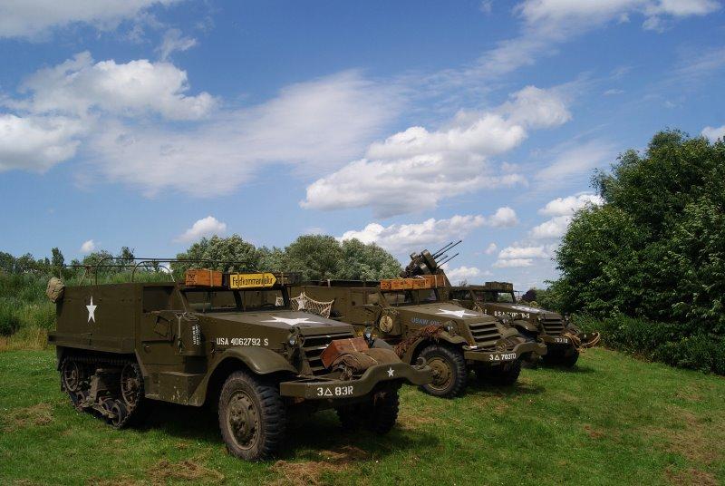 Camp de Tubize - 29 juin au 01 juillet 2012. 42614710
