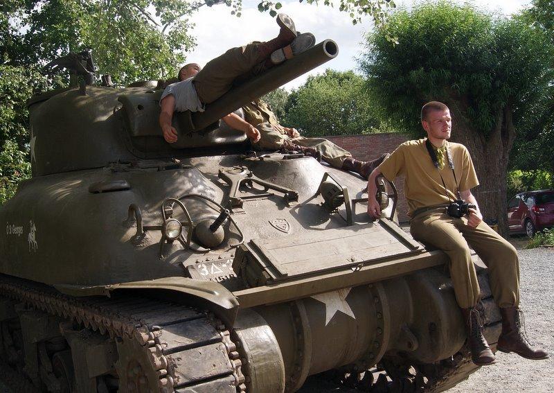 Camp de Tubize - 29 juin au 01 juillet 2012. 52941310