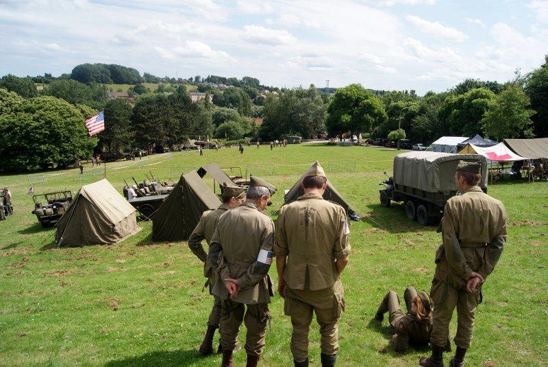 Camp de Tubize - 29 juin au 01 juillet 2012. 54864810