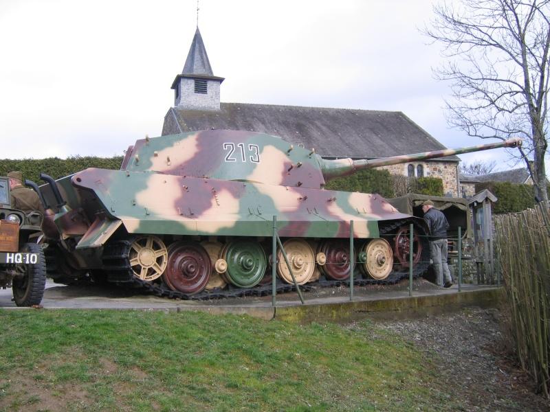 Musée WW2 - La Gleize 6510