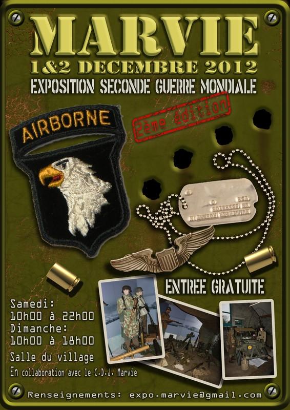Expo' Marvie - 1er décembre 2012 Affich13