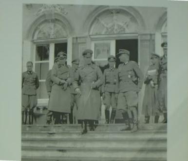 Mort du premier Général Allemand en Normandie. Bd03cb10