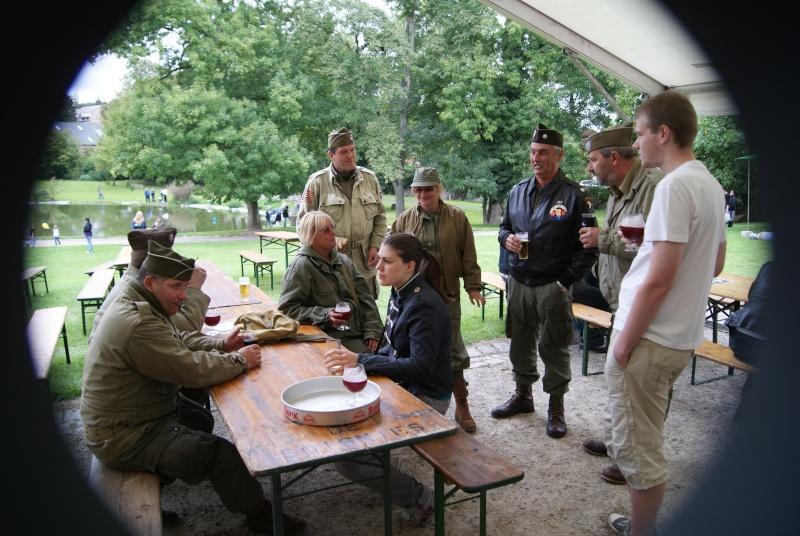 Visite sur le camps de Soignies - 17 septembre 2011 Dsc00812