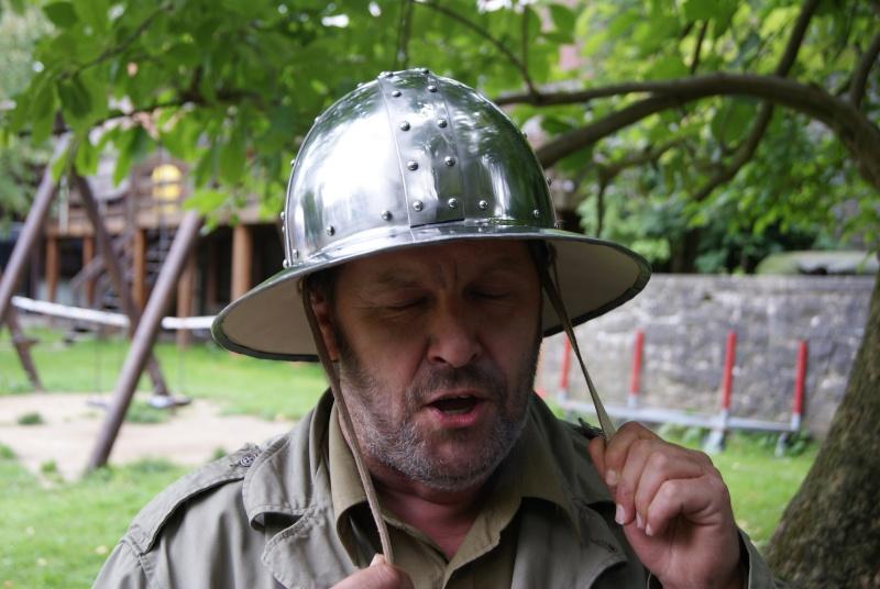Visite sur le camps de Soignies - 17 septembre 2011 Dsc00814