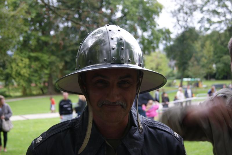 Visite sur le camps de Soignies - 17 septembre 2011 Dsc00815