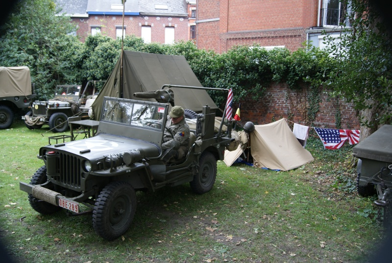 Visite sur le camps de Soignies - 17 septembre 2011 Dsc00816