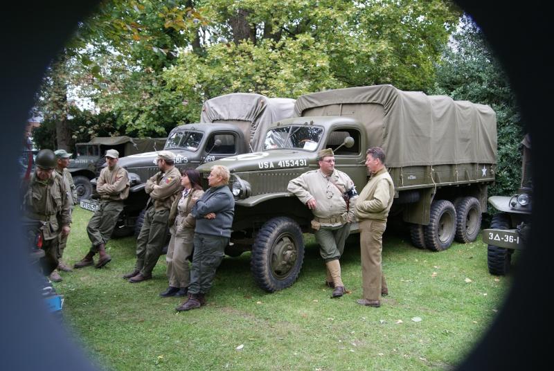 Visite sur le camps de Soignies - 17 septembre 2011 Dsc00817