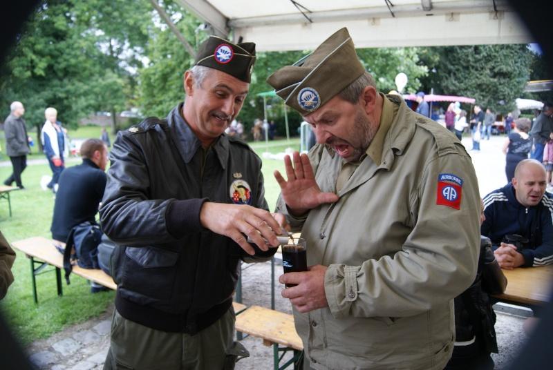 Visite sur le camps de Soignies - 17 septembre 2011 Dsc00819