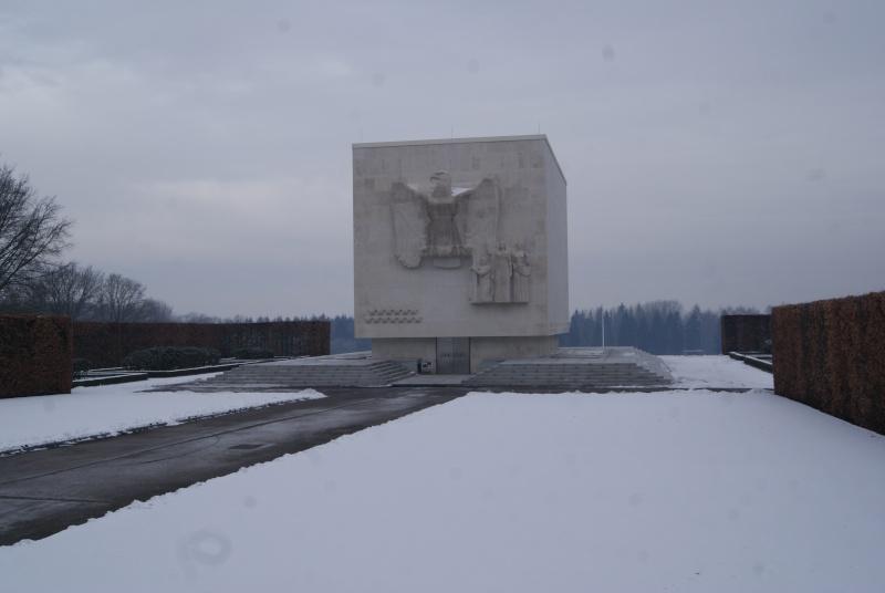Visite des Cimetières US - 12 février 2012. Dsc02514