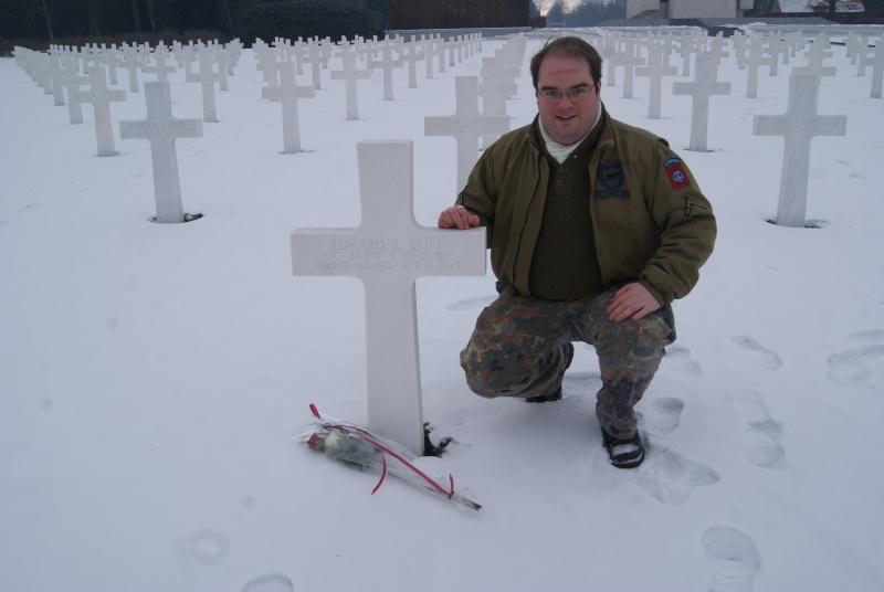 Visite des Cimetières US - 12 février 2012. Dsc02515