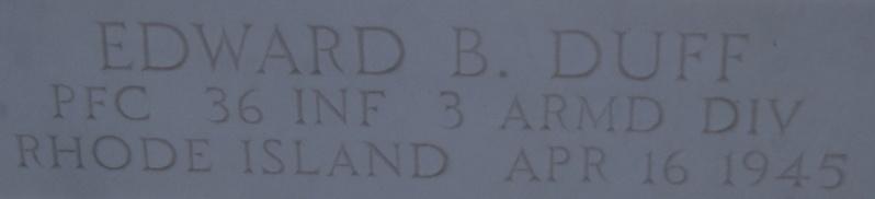 Visite des Cimetières US - 12 février 2012. Dsc02516