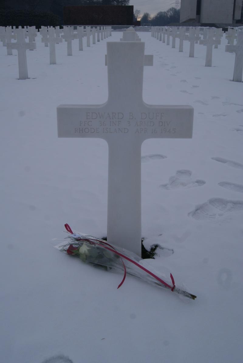 Visite des Cimetières US - 12 février 2012. Dsc02517