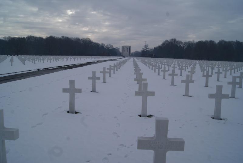 Visite des Cimetières US - 12 février 2012. Dsc02610