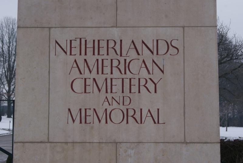 Visite des Cimetières US - 12 février 2012. Dsc02611