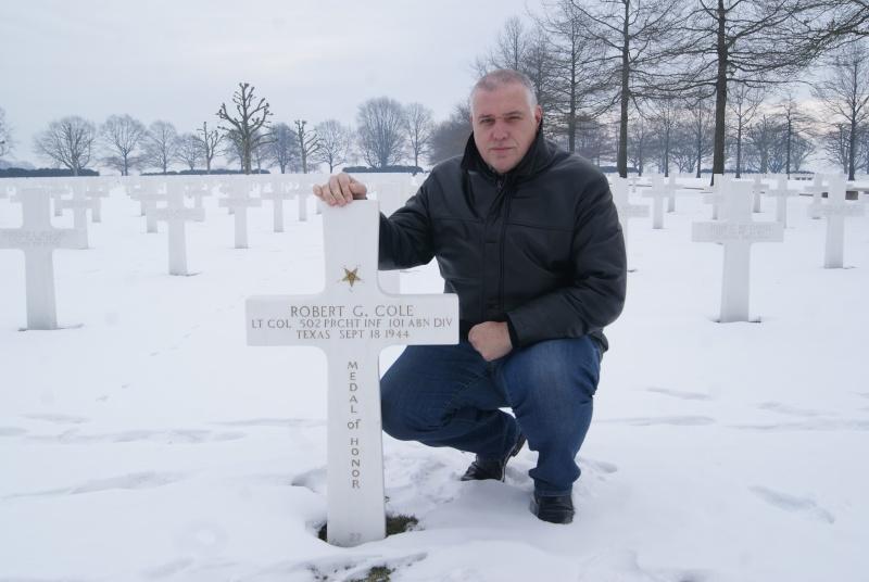 Visite des Cimetières US - 12 février 2012. Dsc02613