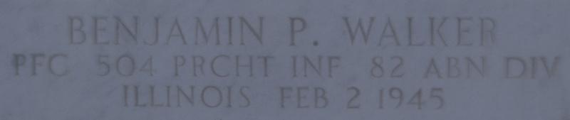 Visite des Cimetières US - 12 février 2012. Dsc02616