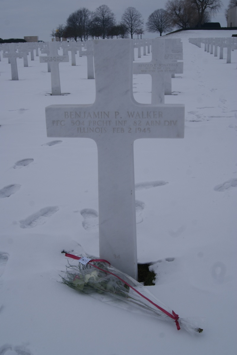 Visite des Cimetières US - 12 février 2012. Dsc02617
