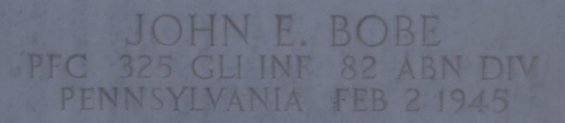Visite des Cimetières US - 12 février 2012. Dsc02620