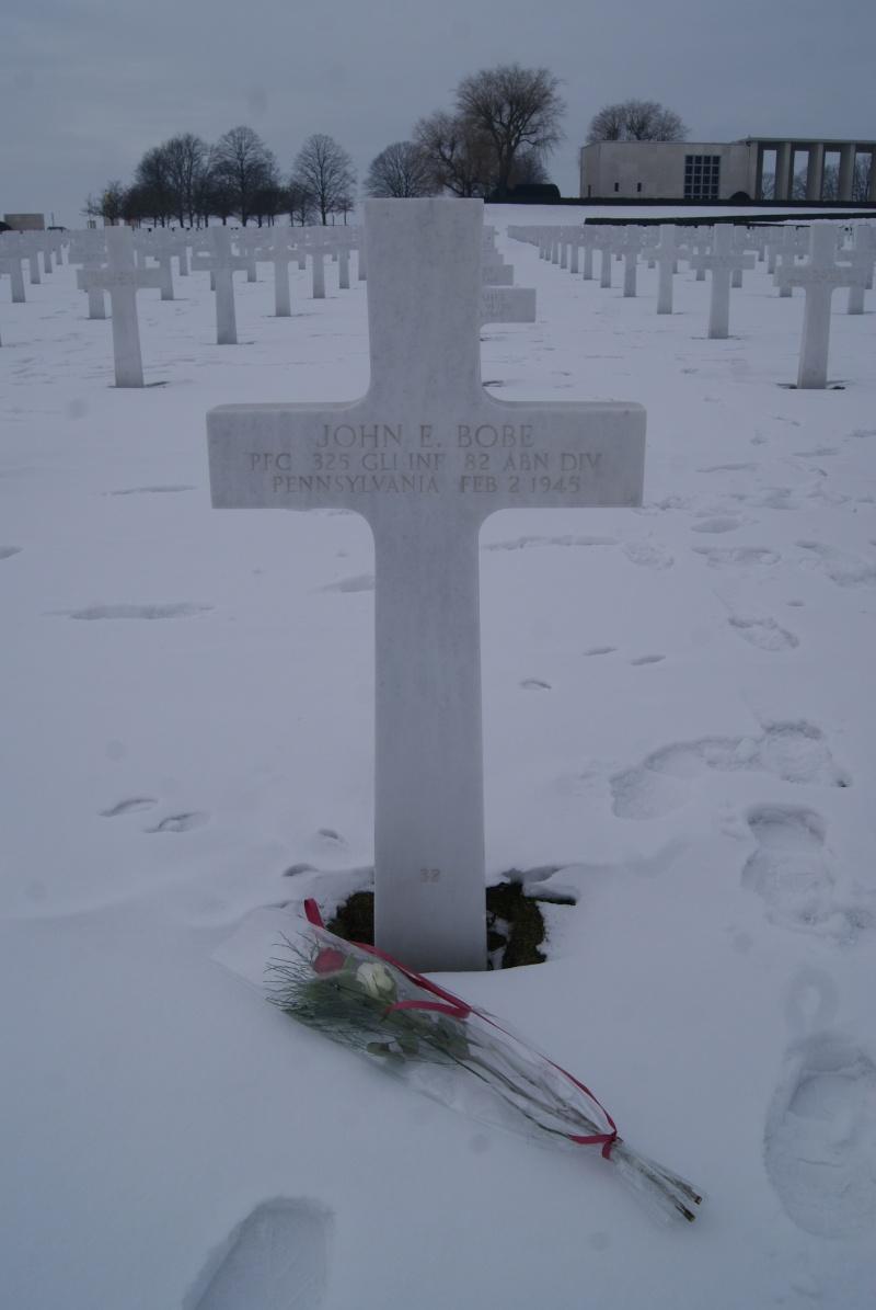 Visite des Cimetières US - 12 février 2012. Dsc02621