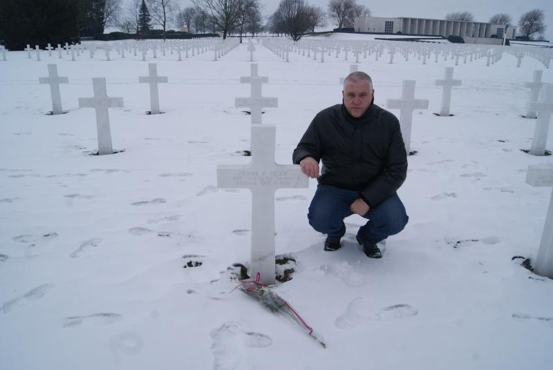 Visite des Cimetières US - 12 février 2012. Dsc02623